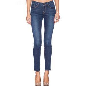 Frame Le Skinny De Jeanne In Columbia Rd Jeans